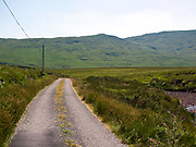 Ballaghisteen Pass near Glencar in County Kerry, Ireland.<br /> Picture by Don MacMonagle