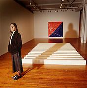 Paula Cooper, gallery owner in Soho, New York City.