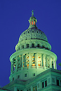 Image of the State Capitol in Austin, Texas, American Southwest by Randy Wells