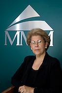 2008/09/12-San Juan, Puerto Rico- La Dra. Antonia Coello de Novello, ex-cirujano general de los Estados Unidos es la nueva asesora de Medicare y Mucho Más.