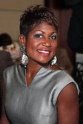 April 7, 2012 New York, NY: Jocelyn Taylor, president, JRT Media attends the 62nd Annual Women of Distinction Spirit Awards Luncheon & Fashion Show sponsored by The Links, Inc- Greater New York Chapter held at Pier Sixty at Chelsea Piers on April 7, 2012 in New York City...Established in 1946, The Links,  incorporated, is one of the nation's oldest and largest volunteer service of women, linked in friendship, are committed to enriching, sustaining and ensuring the culture and economic survival of African-American and persons of African descent . The Links Incorporated is a not-for-profit organization, which consists of nearly 12, 000 professional women of color in 272 located in 42 states, the District of Columbia and the Bahamas. (Photo by Terrence Jennings)