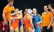 BELGRADO Finale EK waterpolo 2016 Nederland-Hongarije