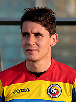 Uefa - World Cup Fifa Russia 2018 Qualifier / <br /> Romania National Team - Preview Set - <br /> Silviu Lung Jr.