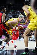 DESCRIZIONE : Basketball Jeux Olympiques Londres Demi finale<br /> GIOCATORE : Batkovic Suzy AUS<br /> SQUADRA : AUSTRALIE Femme<br /> EVENTO : Jeux Olympiques<br /> GARA : USA AUSTRALIE<br /> DATA : 09 08 2012<br /> CATEGORIA : Basketball Jeux Olympiques<br /> SPORT : Basketball<br /> AUTORE : JF Molliere <br /> Galleria : France JEUX OLYMPIQUES 2012 Action<br /> Fotonotizia : Jeux Olympiques Londres demi Finale Greenwich Arena<br /> Predefinita :