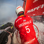 Leg 7 from Auckland to Itajai, day 03 on board MAPFRE. 21 March, 2018.