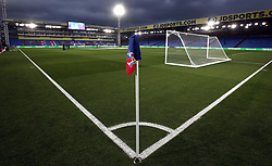 General view of the ground before the Premier League match at Selhurst Park, London.
