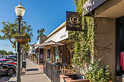 The Cellar Wine Bar on Del Mar Street San Clemente California