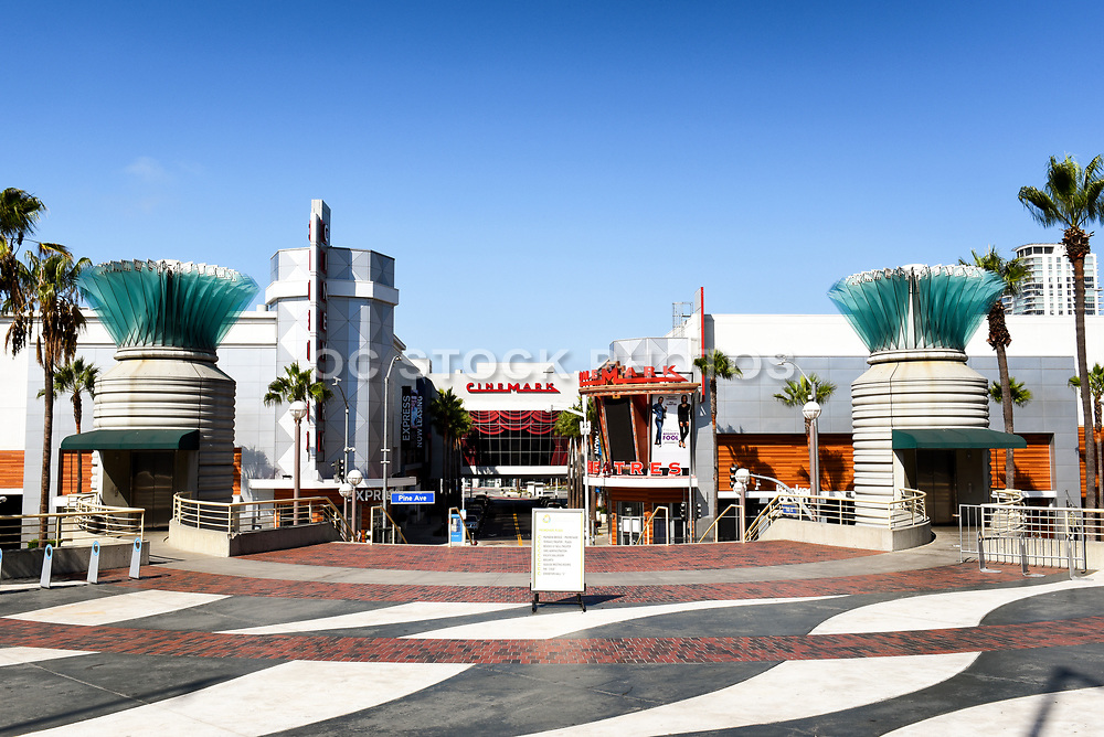 Cinemark At The Pike Outlets Downtown Long Beach