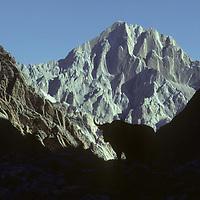 Yak & Zanskar Mountains.