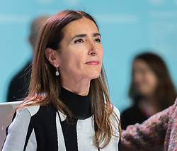 2 December 2019, Madrid, Spain: Carolina Schmidt upon her election as new president of COP, as the 25th UN climate conference (COP25) opening plenaries take place  in Madrid.