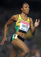ATHLETICS - IAAF WORLD CHAMPIONSHIPS 2011 - DAEGU (KOR) - DAY 1 - 27/08/2011 - WOMEN 400M - ROSEMARIE WHYTE (JAM) - PHOTO : FRANCK FAUGERE / KMSP / DPPI