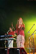 Ras Daniel live on stage