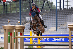 Philippaerts Nicola, BEL, Khan Vd Kattevennen Z<br /> Aachen International Jumping<br /> Aachen 2020<br /> © Hippo Foto - Stefan Lafrentz<br /> 05/09/2020