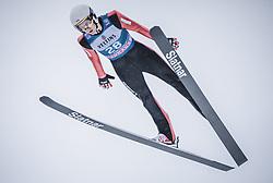 31.12.2018, Olympiaschanze, Garmisch Partenkirchen, GER, FIS Weltcup Skisprung, Vierschanzentournee, Garmisch Partenkirchen, Qualifikation, im Bild Mackenzie Boyd-Clowes (CAN) // Mackenzie Boyd-Clowes of Canada during the qualifying for the Four Hills Tournament of FIS Ski Jumping World Cup at the Olympiaschanze in Garmisch Partenkirchen, Germany on 2018/12/31. EXPA Pictures © 2018, PhotoCredit: EXPA/ Stefanie Oberhauser