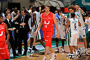 DESCRIZIONE : Siena Lega A 2008-09 Playoff Finale Gara 2 Montepaschi Siena Armani Jeans Milano<br /> GIOCATORE : Denis Marconato<br /> SQUADRA : Armani Jeans Milano<br /> EVENTO : Campionato Lega A 2008-2009 <br /> GARA : Montepaschi Siena Armani Jeans Milano<br /> DATA : 12/06/2009<br /> CATEGORIA : delusione<br /> SPORT : Pallacanestro <br /> AUTORE : Agenzia Ciamillo-Castoria/G.Ciamillo