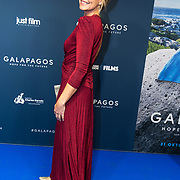 NLD/Amsterdam/20191028 - Koninklijk bezoek Premiere Galapagos, Micky Hoogendijk