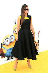 June 29, 2015 - Los Angeles, California, USA - Sandra Bullock at the premiere of 'Minions' at the Shrine Auditorium on June 27, 2015 in Los Angeles, California (Credit Image: © Future-Image/ZUMA Wire)