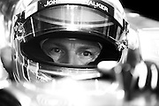 April 17, 2014 - Shanghai, China. UBS Chinese Formula One Grand Prix. Jenson Button (GBR), McLaren-Mercedes<br /> <br /> © Jamey Price / James Moy Photography