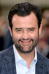 Daniel Mays attending the Swimming with Men premiere held at Curzon Mayfair, London. Photo credit should read: Doug Peters/EMPICS
