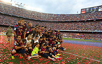 FC Barcelone<br /> Equipe<br /> Champions<br /> Trophee