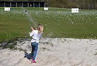 VELSEN - Open Golfdag Golfbaan Spaarnwoude. FOTO KOEN SUYK