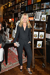 MARISSA MONTGOMERY at the launch of new book 'Farfetch Curates: Food' at Maison Assouline, Piccadilly, London on 24th March 2015.