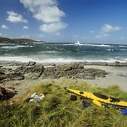 Kayaking the Inner Hebrides of Scotland