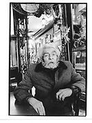 Man in bar in Brooklyn 1993© Copyright Photograph by Dafydd Jones 66 Stockwell Park Rd. London SW9 0DA Tel 020 7733 0108 www.dafjones.com