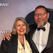 NLD/Amsterdam/20200217-Suriname filmpremiere, Kenneth Herdigein en partner