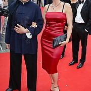 NLD/Hilversum/20080602 - Musical Award Gala 2008, Marjolein Keuning en Glenn Hewitt