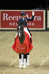 Dujardin Charlotte, (GBR), Valegro<br /> Reem Acra FEI World Cup™ Dressage Final<br /> Las Vegas 2015<br />  © Hippo Foto - Dirk Caremans<br /> 17/04/15