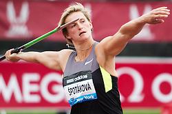 Samsung Diamond League adidas Grand Prix track & field; Barbora Spotakova, CZE, Javelin