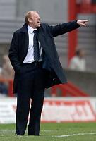 Photo: Glyn Thomas.<br />Nottingham Forest v Walsall. Coca Cola League 1.<br />10/12/2005.<br />Nottingham Forest's manager Gary Megson.
