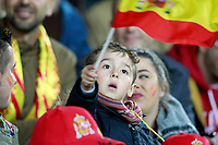 Spain's supporter during international friendly match. November 11,2017.(ALTERPHOTOS/Acero)
