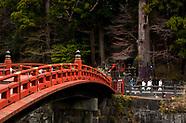 Sacred Bridge in Nikko