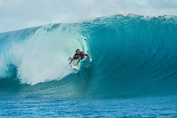 Aug 12, 2017 - teahupo'o, Tahiti, French Polynesia - JORDY SMITH (ZAF) Placed 1st in Heat 12 of Round Three at Billabong Pro Tahiti 2017 (Credit Image: © WSL/POULLENOT/World Surf League via ZUMA Wire)
