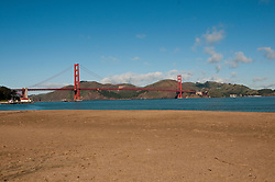 Crissy Field, Golden Gate Bridge, San Francisco, California, USA.  Photo copyright Lee Foster.  Photo # california108249