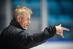 Ivo Jan (head coach) at ice hockey practice one day before at IIHF World Championship DIV. I Group A Kazakhstan 2019, on April 28, 2019 in Barys Arena, Nur-Sultan, Kazakhstan. Photo by Matic Klansek Velej / Sportida