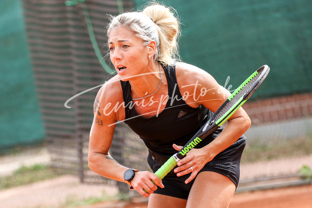 Polina Ordanskaya (1980 'Sutos' 1917), Siegerin W30, Grunewald Senior Open 2019, Finalday, Berlin, 15.09.2019, Foto: Claudio Gärtner