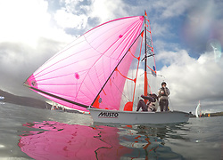 The annual RYA Youth National Championships is the UK's premier youth racing event. Perfect conditions for the fourth days racing.<br /> <br /> 2343, Bella Fellows, Anna Sturrock, Yealm YC, 29er Girl <br /> <br /> Images: Marc Turner / RYA<br /> <br /> For further information contact:<br /> <br /> Richard Aspland, <br /> RYA Racing Communications Officer (on site)<br /> E: richard.aspland@rya.org.uk<br /> m: 07469 854599