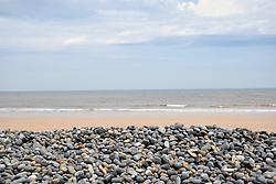 Sheringham beach, Norfolk, Summer 2017 UK