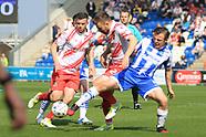 Colchester United v Stevenage 080417