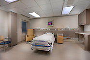UMMC T3N Office and 4STA Patient Room Renovation Photography