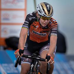 22-08-2020: Wielrennen: NK vrouwen: Drijber<br /> Anna van der Breggen (Netherlands / Boels - Dolmans Cycling Team)