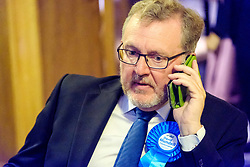 General Election 2017 Dumfries Count :: David Mundell, Conservative at the count<br /> <br /> (c) Andrew Wilson | Edinburgh Elite media