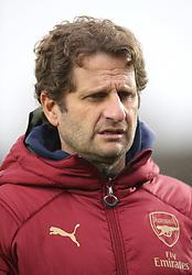 Arsenal Women's manager Joe Montemurro