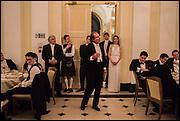 BRIG JOHN WRIGHT, Oxford University Polo club Ball, Blenheim Palace. Woodstock. 6 March 2015