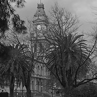 Post Office Clock Tower, Bendigo<br /> <br /> Opened in 1887 the old Post Office building is now an information centre and gallery. The elegant tower is a notable landmark in Bendigo.