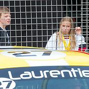 NLD/Zandvoort/20180520 - Jumbo Race dagen 2018, Gravin Eloise en Graaf Claus Casimir