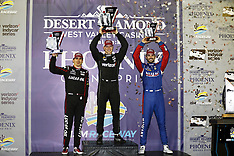 IndyCar 2018: Verizon IndyCar Series Desert Diamond West Valley - 07 April 2018